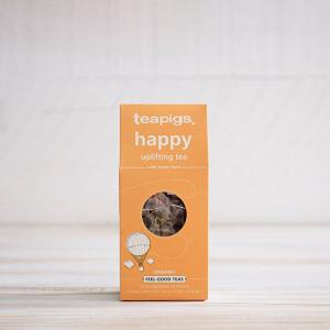 happy økologisk- uplifting tea - økologisk