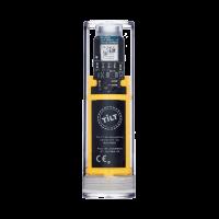 Tilt Gult Hydrometer & Termometer