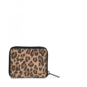 Harper lommebok leopard