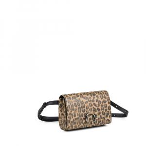 Magnolia bum bag Leopard