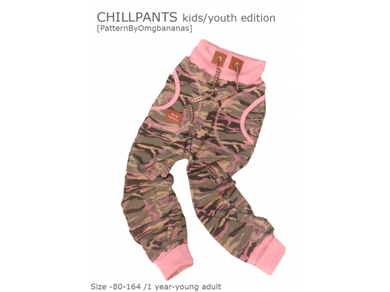 Kids Chill pants