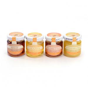Honning 4-pakk