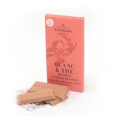 Hvit sjokolade med rooibos