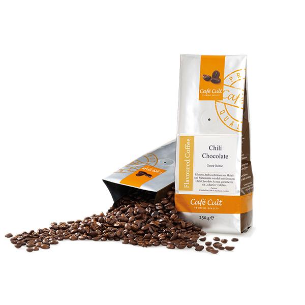 Chili Chocolate 250 gram