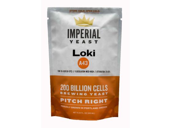 A43 Loki Kveik  - Imperial Yeast