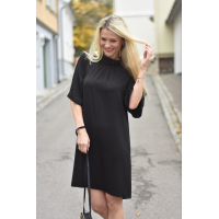 Sand PROSA SLEEVE DRESS