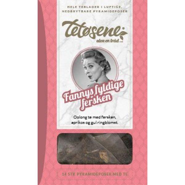 Fannys fyldige fersken ~ tetøsene