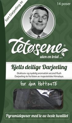 Kjells deilige Darjeeling ~ tetøsene