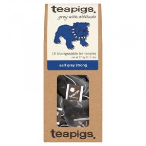 earl grey strong ~ teapigs