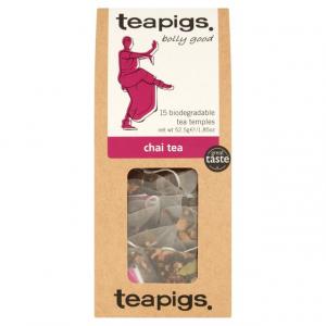 chai tea ~ teapigs