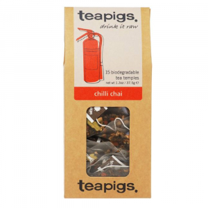 chilli chai ~ teapigs