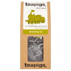 darjeeling tea ~ teapigs