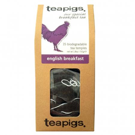 english breakfast ~ teapigs