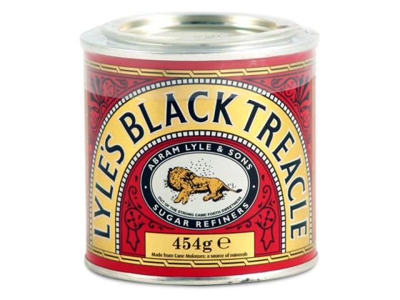 Lyle's Black Treacle - 454 g