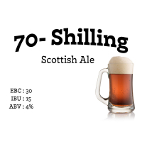 70- Shilling Scottish Ale