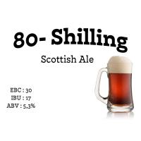 80- Shilling Scottish Ale
