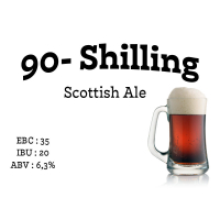 90- Shilling Scottish Ale