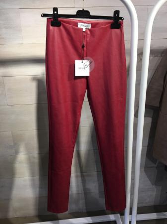 Sansa Fake Leather Trousers