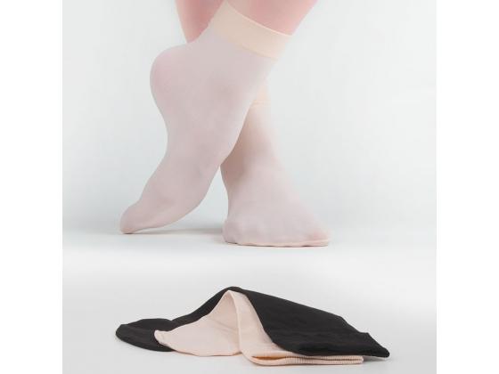 Ballet socks - white