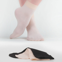 Ballet socks - white