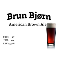 Brun Bjørn Brown Ale