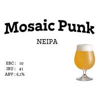Mosaic Punk