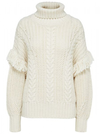 Lina Knit Rollneck