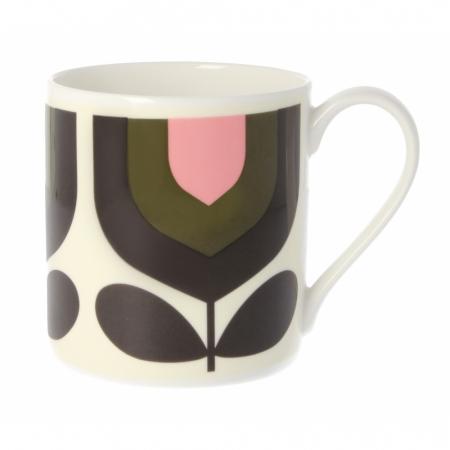 Stripe Tulip - Bubblegum