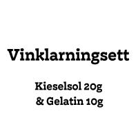 Kieselsol / Gelatin - Klarningsmiddel