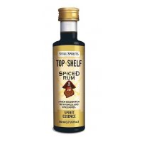 Top Shelf - Spiced Rum - til 3 x 0,75l