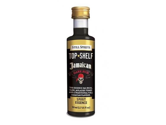 Mørk Jamaica Rom - Still Spirits Top Shelf Jamaican Dark Rum - til 3 x 0,75l