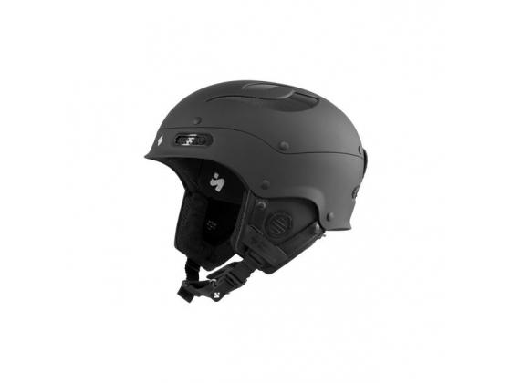 Trooper II Hjelm - Dirt Black