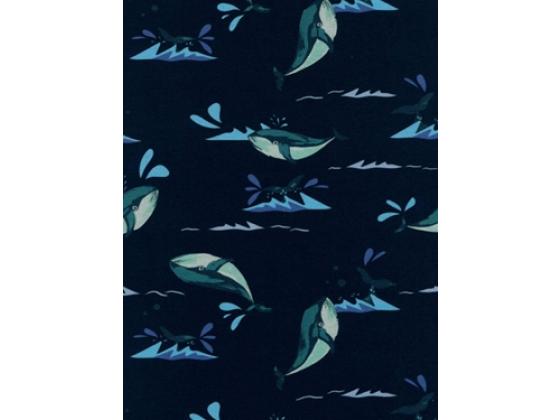 Jersey med hvaler
