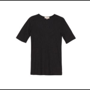 Glitter T-Shirt Black