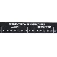 Brewferm Temperatur klistremerke 0-30 °C