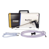 Blichmann™ BeerGun® with accessory kit