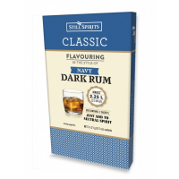 Still Spirits Navy Dark Rum - til 2,25l