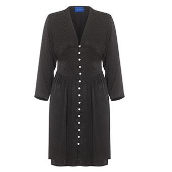 Krystal Dress Black