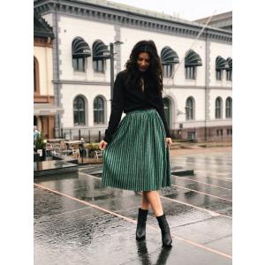 Ilova Pleated Skirt