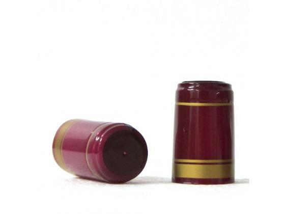 Krympehetter Rød/Gull 30stk