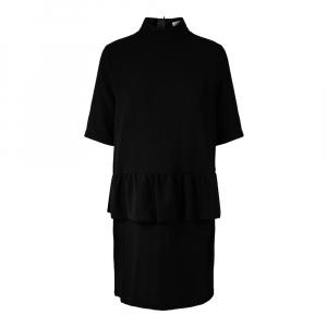 Ruffle kjole