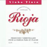 Rioja Etiketter 30pk