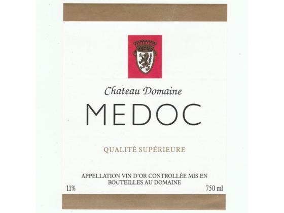 Medoc Etiketter 30stk