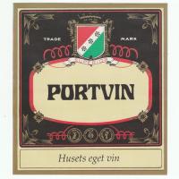Portvin Etiketter 30stk