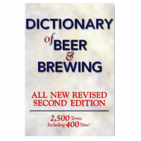 Dictionary of Beer Brewing