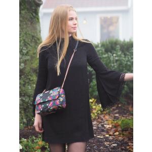 Dress 3/4 Black