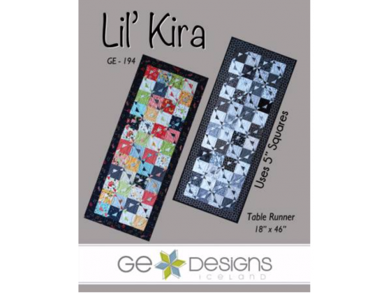 Lil`Kira mønster fra GE Desin