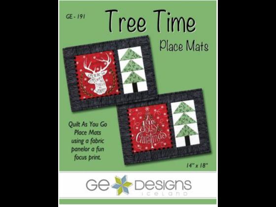 Tree Time mønster fra GE Design