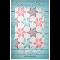 Champagne & Pearls mønster fra Krista Moser
