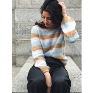 Holly stripe Pullover
